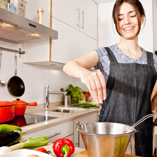 Why Cooking at Home is Good for You
