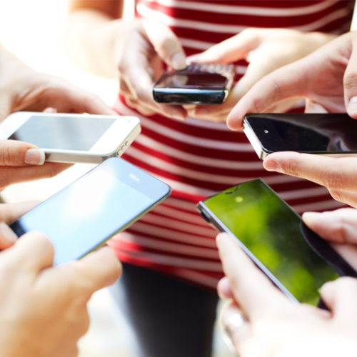 The Epidemic of Smartphone Use