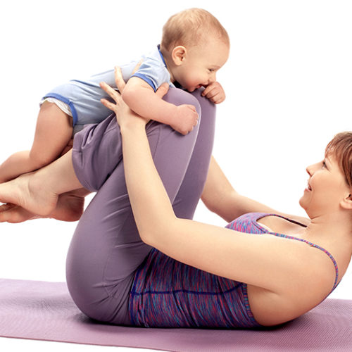 Getting Fit with Your Child