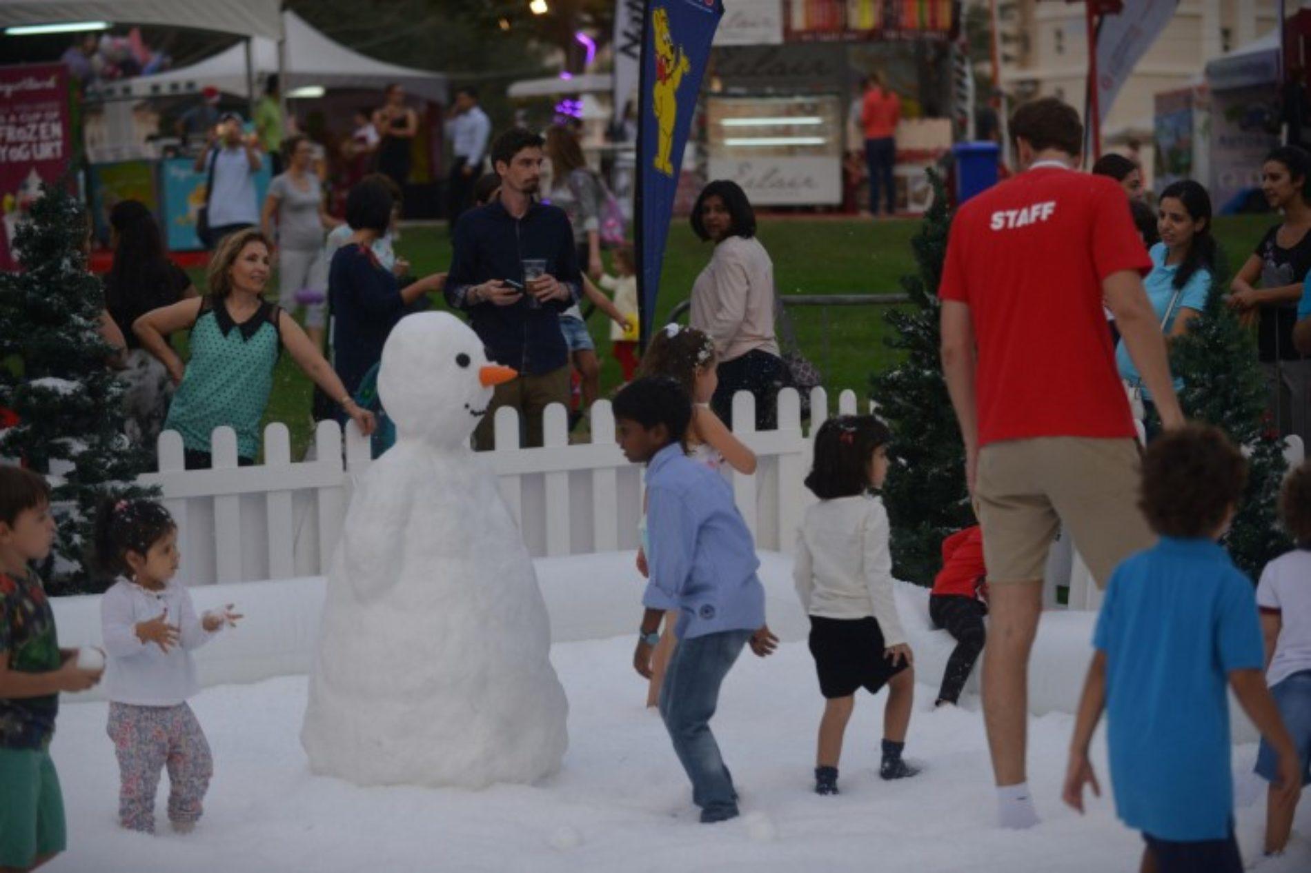 Dubai Winter Festival 2016