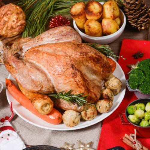Recipe: Best roast turkey