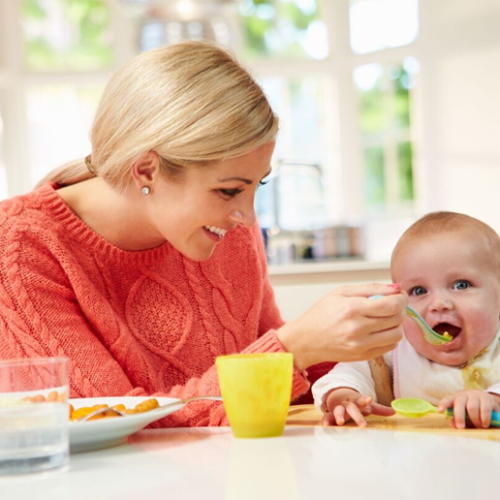 Three signs it's time to wean your baby