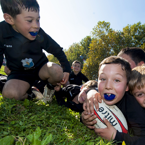 Former All Blacks stars to teach kids Dubai rugby camp