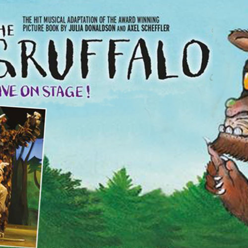 Family favourite The Gruffalo returns to Dubai