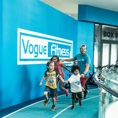 Great Abu Dhabi kids fitness deals