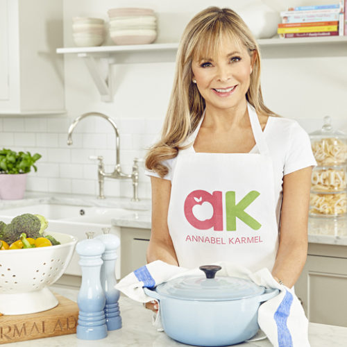 Annabel Karmel's advice for mums wanting to set up their own business